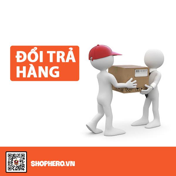 Chính sách đổi trả, hoàn tiền khi mua hàng tại Shop Hero